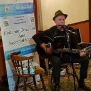 Lee Gillett playing a West Norfolk Radio Session