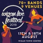 Wigan Live Festival 2018 - Best Solo Act